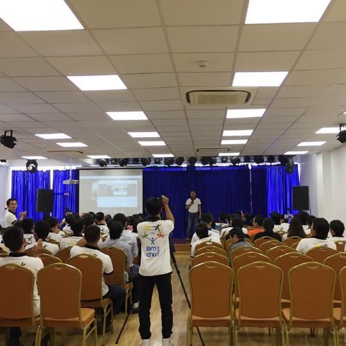 Hội thảo chuyên đề Làm giàu tương lai 13/05/2017 - 0937405689