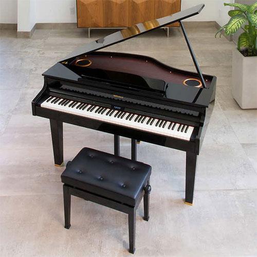 Tìm hiểu về sự phát triển các dòng piano điện Roland