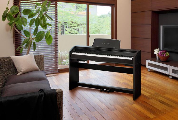 Hướng dẫn sử dụng piano điện Casio PX-760