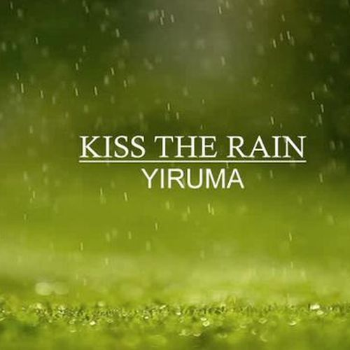 Sheet nhạc piano Kiss the Rain - Yiruma