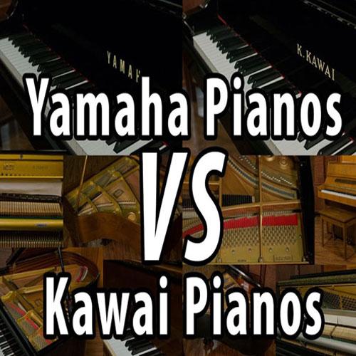 Nên mua đàn piano mới Kawai hay Yamaha?