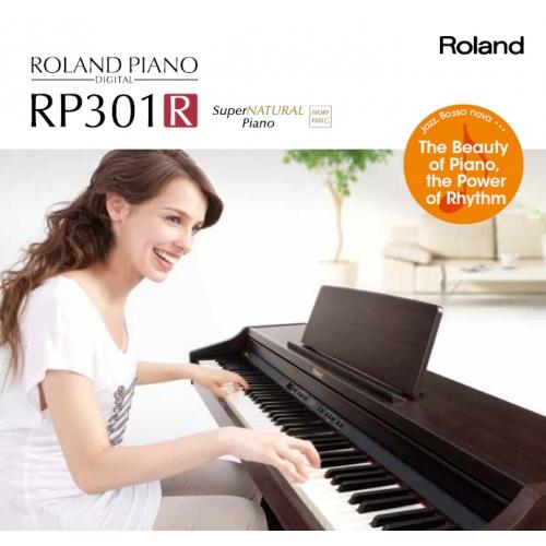 dan piano dien Roland RP301R