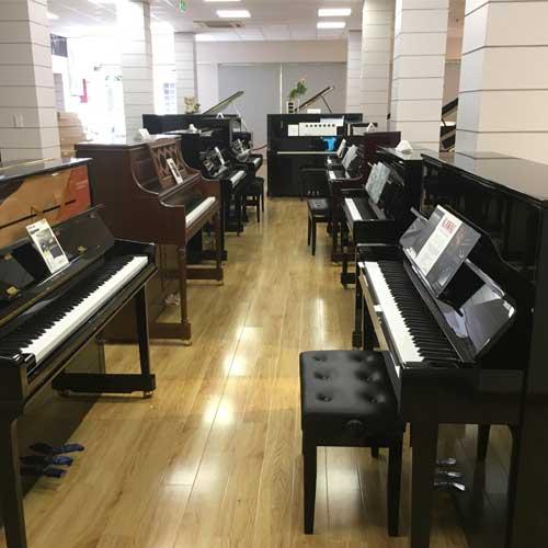 Tư vấn mua đàn piano cơ cho người mới học