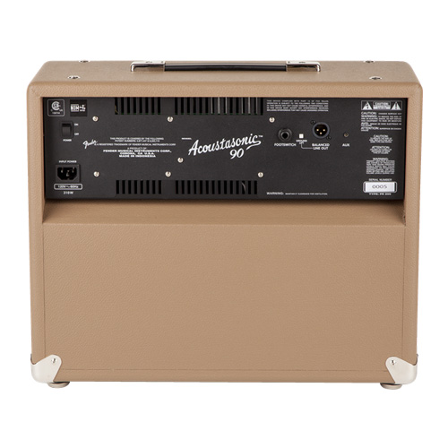 amplifier fender acoustasonic 90-4
