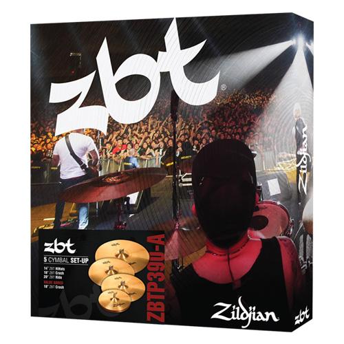 bo cymbal zildjian zbtp390-a