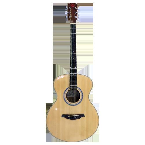 dan guitar modern chateau c08-w250