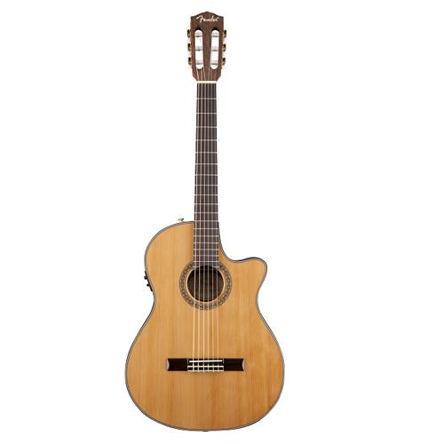 dan guitar fender cn240sce