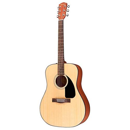 dan guitar fender dg60-nat