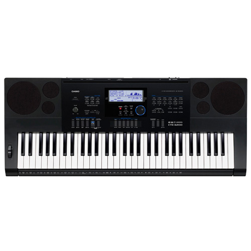 Organ Casio CTK6200
