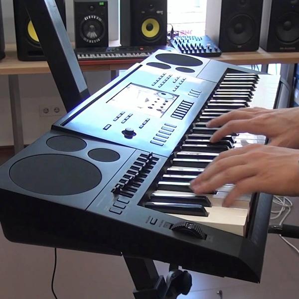 Organ Casio CTK-7200