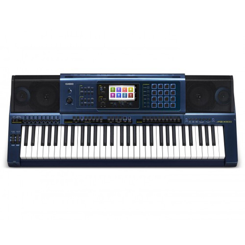 organ casio mz-x500