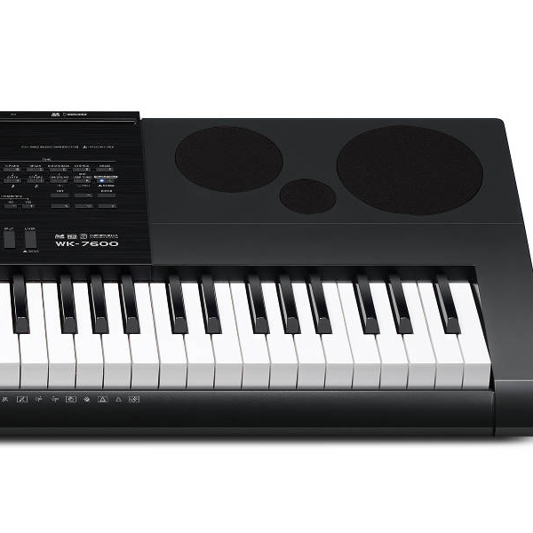 organ Casio WK7600
