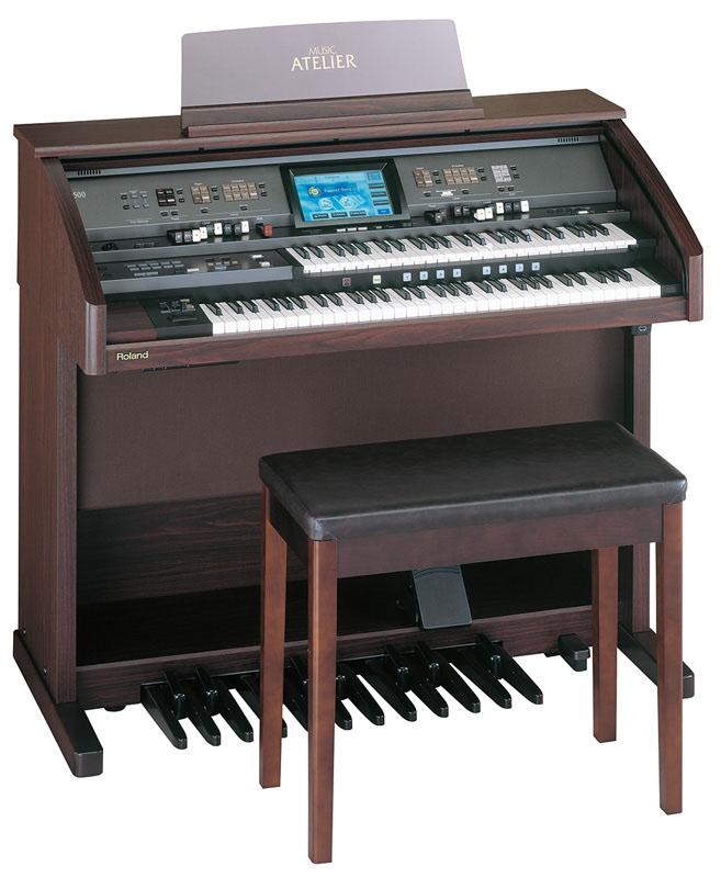 dan organ nha tho atelier at500