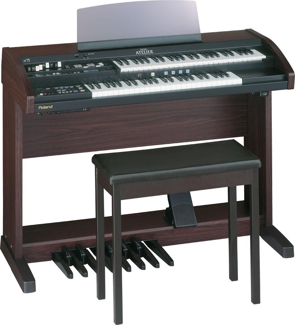 dan organ nha tho atelier at75