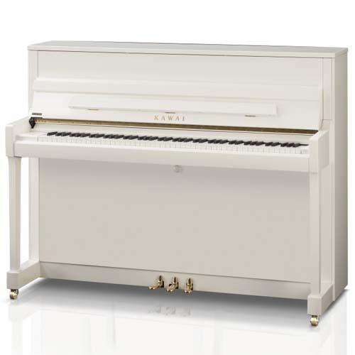 dan piano kawai k200 white