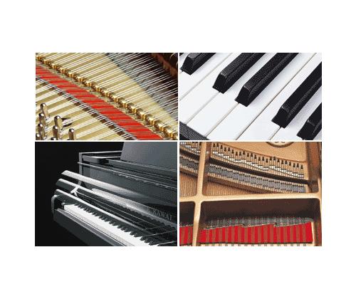 dan piano kawai RX5