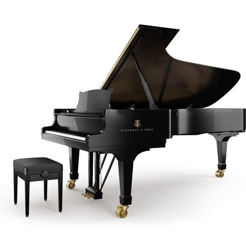 dan piano steinway d-274bk