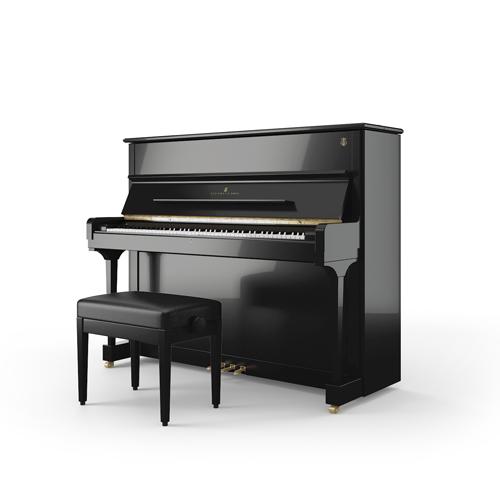 dan piano steinway v-125bk