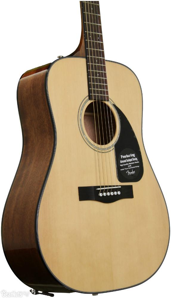 dan guitar fender dg60 1