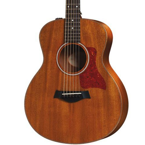 dan guitar taylor gs mini e mahagany