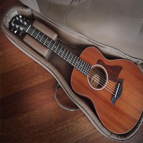 dan guitar taylor gs mini mahogany top