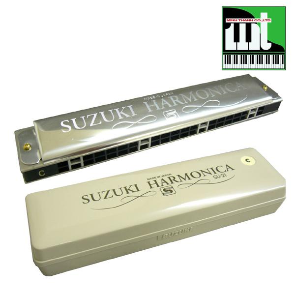 Ken Harmonica Suzuki SU-21