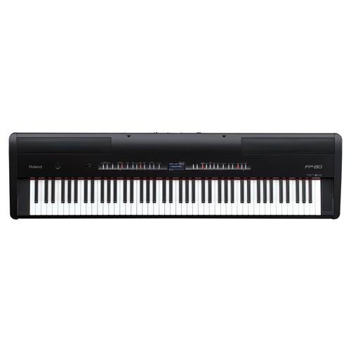 piano dien roland fp-80bk