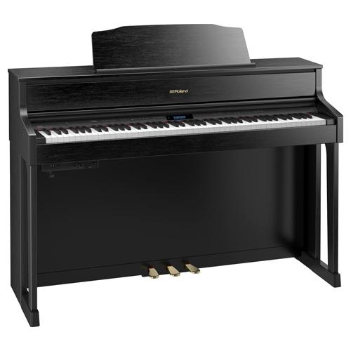 piano dien roland hp605 rw