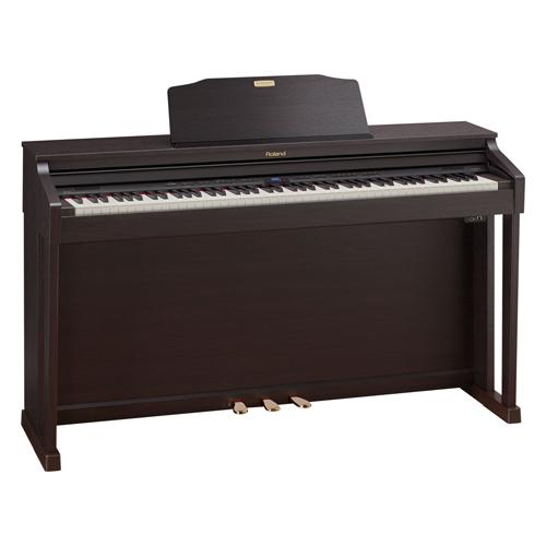 dan piano dien roland hp504 rw