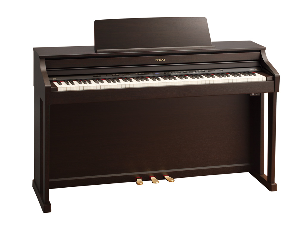 dan piano dien Roland HP505