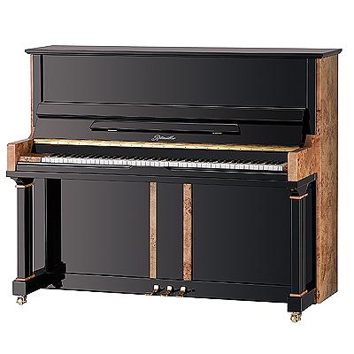 piano ritmuller up-125r2