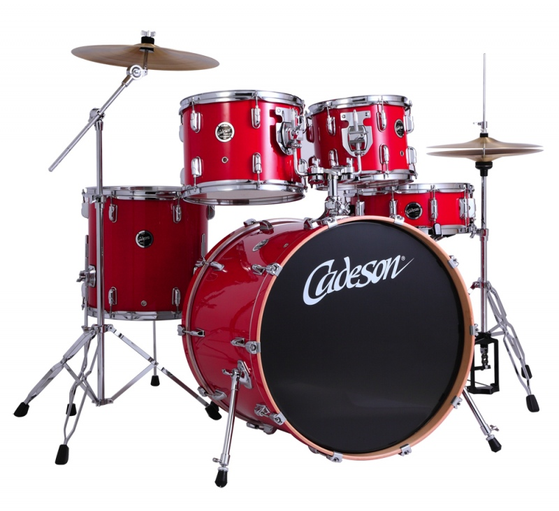 Trống Cadeson C Flame LX