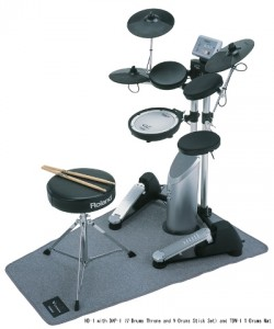 Trống V-Drums Lite HD-1+PM-01