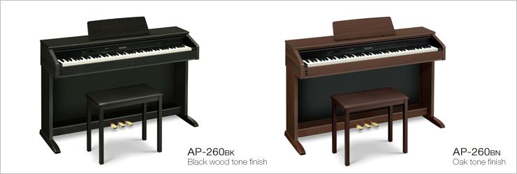 Piano điện Casio AP-260 - ảnh 1