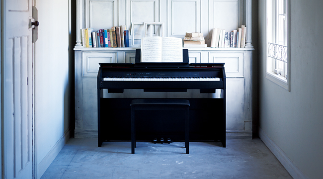Dan piano dien Casio PX-860