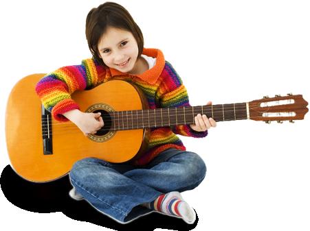 mua đàn guitar cho trẻ